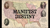 Manifest Destiny- Oregon, Santa Fe, & Mormon Trails