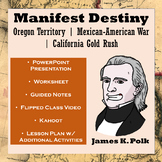 Manifest Destiny: Oregon Territory, Mexican-American War,