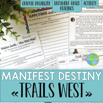 Mormon trail teaching resources teachers pay teachers 49ers manifest destiny oregon trail mormon trail mountain men 49ers fandeluxe Gallery