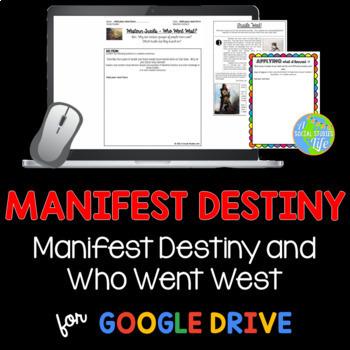 Manifest Destiny - Oregon Trail, Mormon Trail, Mountain Men, 49ers