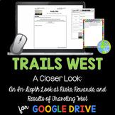Manifest Destiny: Oregon Trail, Santa Fe Trail, Mormon Trail, Risks and Results