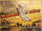 Manifest Destiny PowerPoint & Handouts