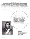 Manifest Destiny Scavenger Hunt / Document Analysis Lesson