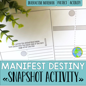 Manifest Destiny Snapshot Foldable