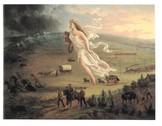 Manifest Destiny, Song and Lesson Packet, by History Tunes