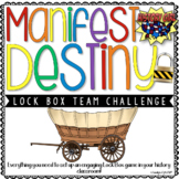 Manifest Destiny Unlock The Box Team Challenge