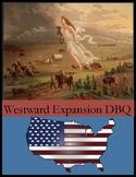 Westward Expansion & Manifest Destiny DBQ Packet