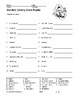 Manifest Destiny  Word Search and Vocabulary Puzzle Worksheets