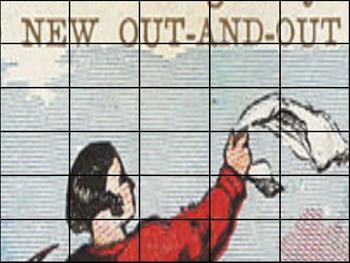 Manifest Destiny - Word Wall, Lewis & Clark, American Progress, and Gold Rush