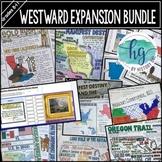 Manifest Destiny and Expansion of United States Bundle