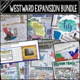 Manifest Destiny and Expansion of United States Bundle