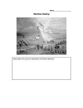 Manifest Destiny in Pictures