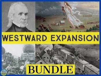 Manifest Destiny Westward Expansion Bundle