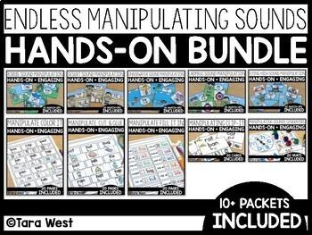 Manipulating Sounds ENDLESS MEGA Bundle