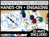 Manipulating Sounds Generators