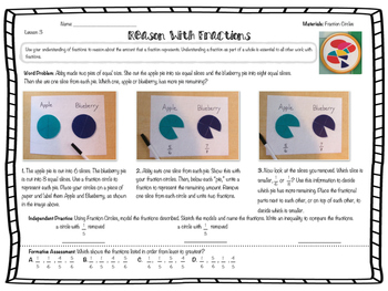 Manipulative Hands on Mathematics