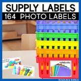 Classroom Supply Labels #hotsummerdeals