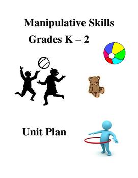 Manipulative Unit Plan