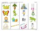 B1 (c) Manipulativos  de Letras 3 Letras RR, R, C-Q, F, CH, Ñ.