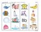 B1 (d) Manipulativos  de Letras 4 Letras B, J, G, C(suave)