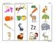 B1 (e) Manipulativos  de Letras 5 Letras H, Ll, Z, Y, X, K-W.