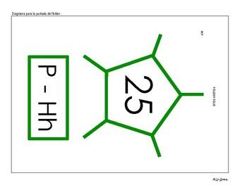 B3 (d) Manipulativos  de Palabras 5 letras H, LL, Z, Y, X, K-W