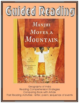 Manjhi Moves a Mountain - Guided Reading