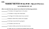 Mankind Episode 6: Survivors, Salt Trade in Africa Questions