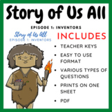 Mankind Story of All of Us: Episode 1 (Inventors)