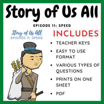 Mankind Story of All of Us: Episode 11 (Speed)