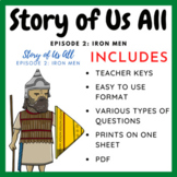 Mankind Story of All of Us: Episode 2 (Iron Men)