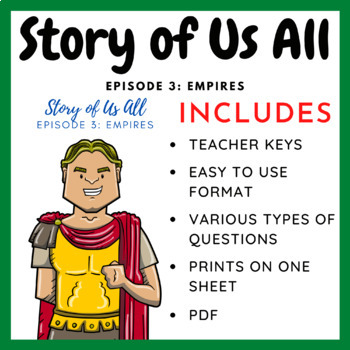Mankind Story of All of Us: Episode 3 (Empires)