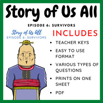 Mankind Story of All of Us: Episode 6 (Survivors)