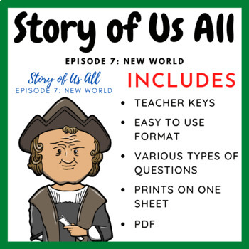 Mankind Story of All of Us: Episode 7 (New World)