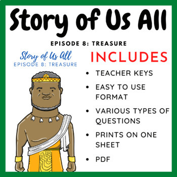 Mankind Story of All of Us: Episode 8 (Treasure)