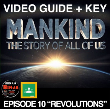 "Mankind Story of Us Episode 10, ""Revolutions"" Video Guide(Industrial Revolution)"