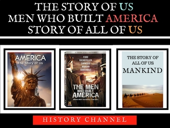 Mankind The Story of All of US - Story of All of US - History Channel Bundle