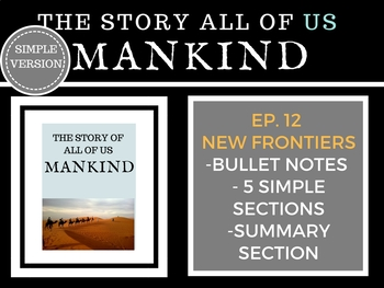 Mankind The Story of all of US New Frontier Episode 12 History Channel