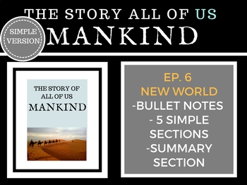 Mankind The Story of all of US New World Episode 6 History Channel