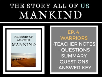 Mankind The Story of all of US Warriors Ep. 4