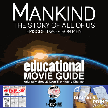 Mankind the Story of All of Us (2012) Iron Men (E02) Documentary Movie Guide