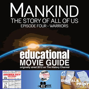 Mankind the Story of All of Us (2012) Warriors (E04) Documentary Movie Guide
