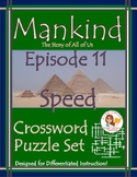 Mankind the Story of All of Us Episode 11 Worksheet Puzzles