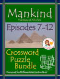 Mankind the Story of All of Us Episodes 7-12 PUZZLE BUNDLE