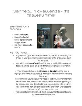 Mannequin Challenge - It's Tableau Time!
