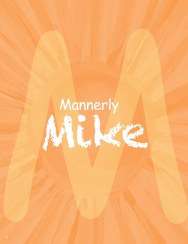 Mannerly Mike - Manners
