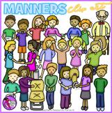 Manners clip art