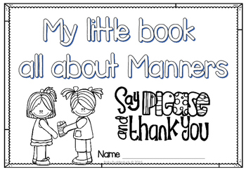 Character Education focusing on Manners (PSHE UNIT for EYFS/KS1)