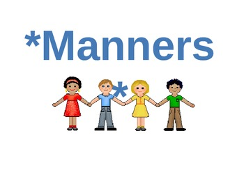 Manners Powerpoint
