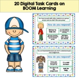 Manners & Social Skills BOOM Cards!